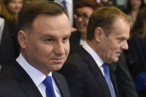 Gdyby wybory prezydenckie odbyły się w czerwcu, największe szanse na zwycięstwo w pierwszej turze miałby obecny prezydent Andrzej Duda