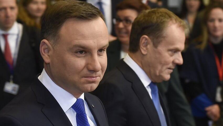Marcin Zegadło: wg sondaży Duda wygrywa wybory prezydenckie z Tuskiem. Co ten wynik mówi o nas?