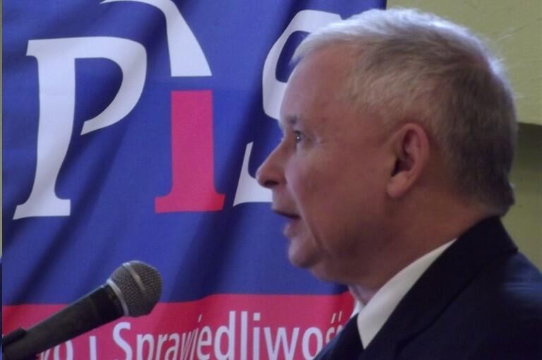 Marcin Zegadło: dobrze, że mamy Kaczyńskiego