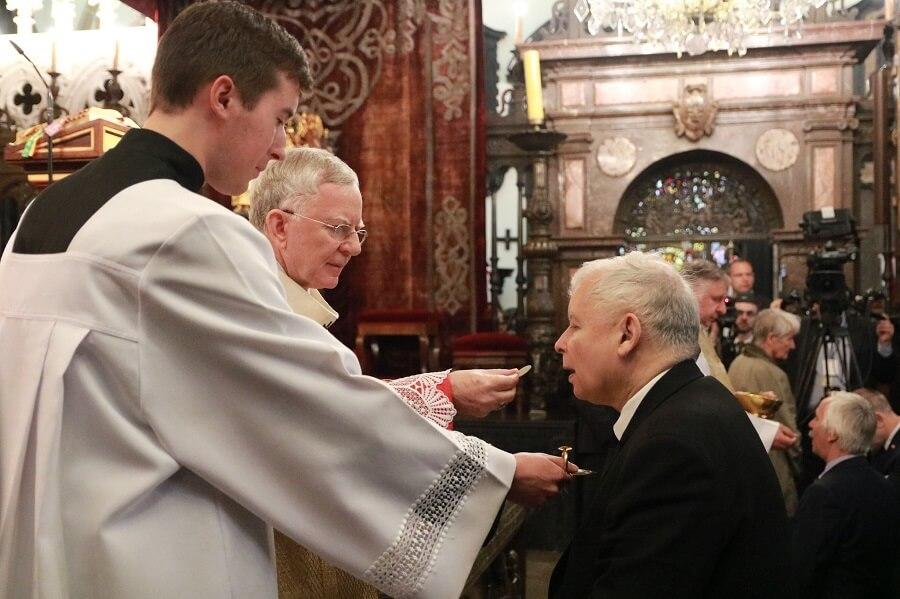 """Dariusz Stokwiszewski: Klasa polityczna oraz """"pasterze Chrystusa"""" – haniebny układ niszczący państwo!"""
