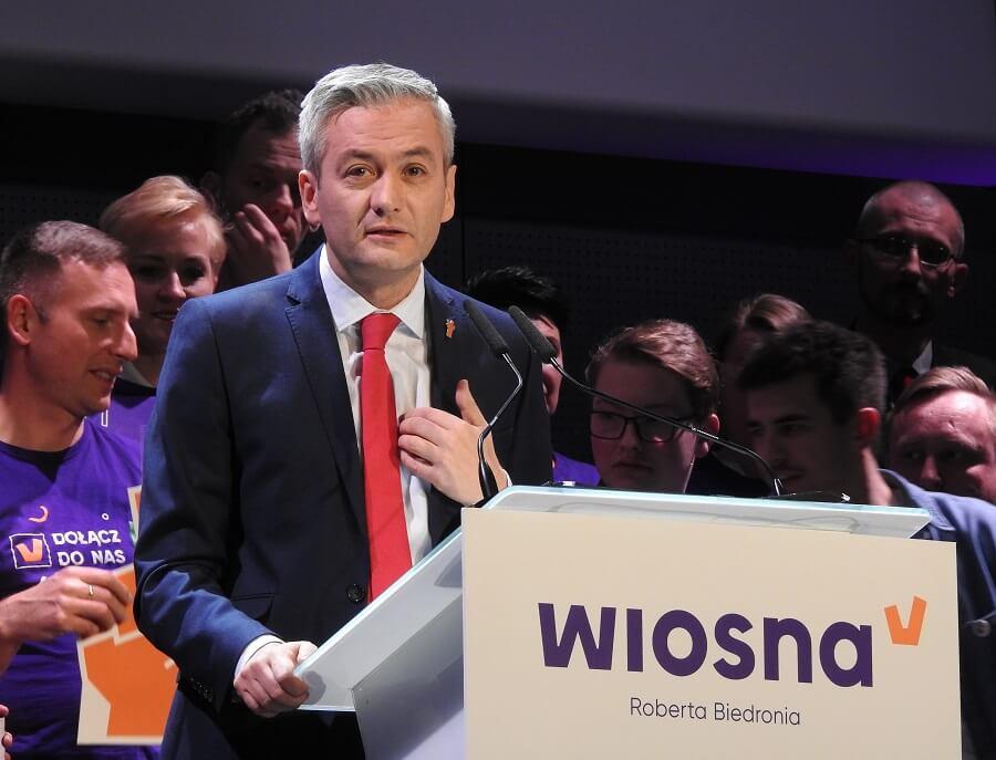 Marcin Zegadło: Robert Biedroń popłynął, bo narcyzm to jest napęd w gruncie rzeczy wyjątkowo toksyczny