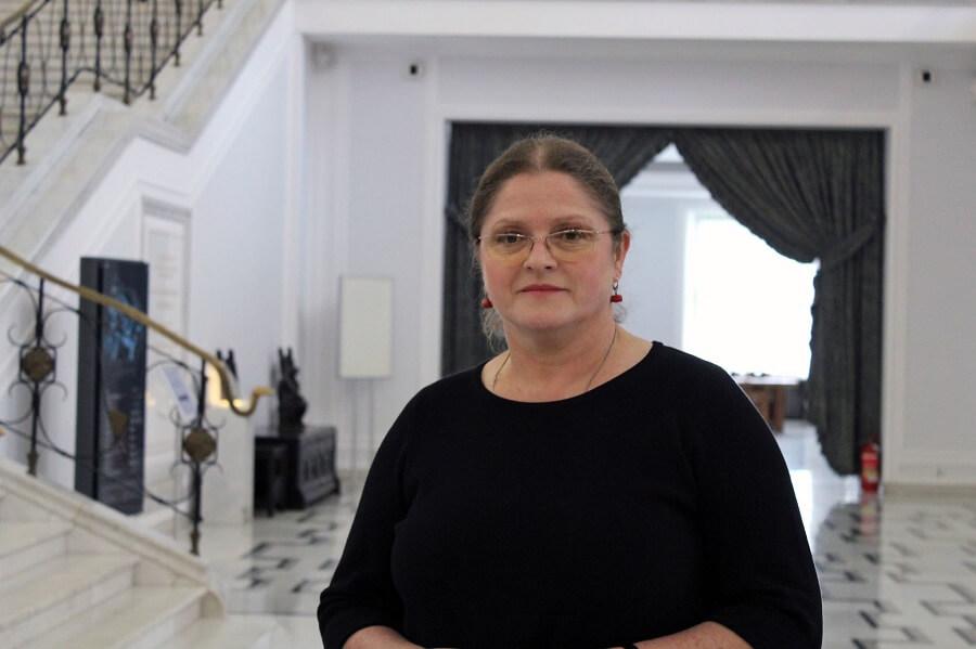 Gabriela Lazarek: napisałam list do Krystyny Pawłowicz. Czy mógłby ktoś Jej to jakoś udostępnić?