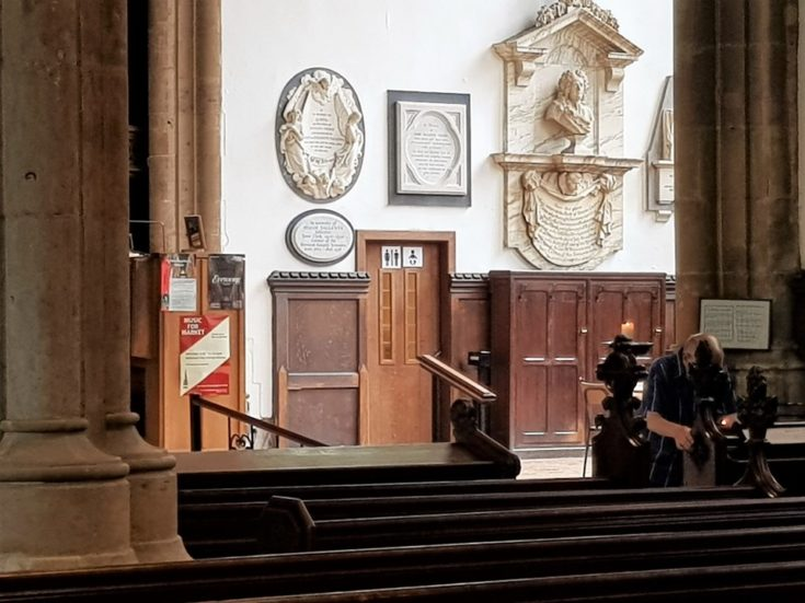 Newark, kościól parafialny św. Marii Magdaleny