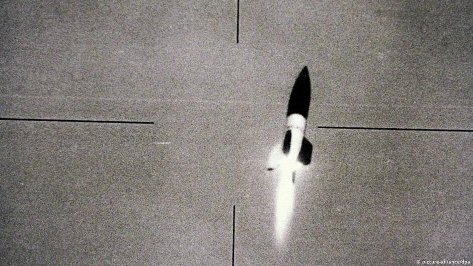 Od 1941 r. rozpoczyna się seryjna produkcja rakiet V-2