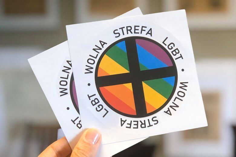 wolna strefa LGBT