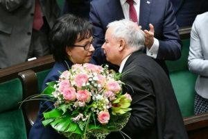 Elżbieta Witek marszałkiem Sejmu