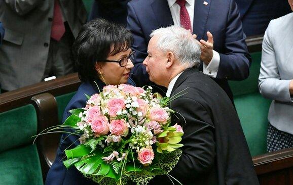 Mamy nową Marszałkinię Sejmu, która o Katyniu i pakcie Ribbentrop-Mołotow dowiedziała się z przedwojennych książek