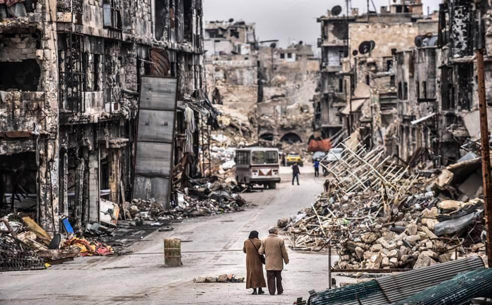 Syria, Pakistan i Somalia znalazły się na czele rankingu zagrożenia dla pokoju na świecie. Wysokie pozycje zajęły: Indie, Chiny, Rosja i Ukraina.