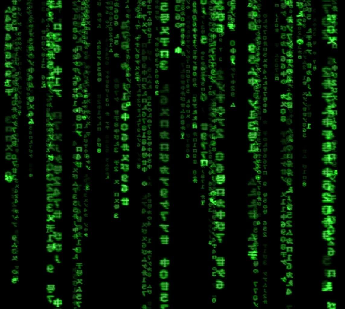 Kod Matrixa - jeden z najbardziej charakterystycznych elementów filmu