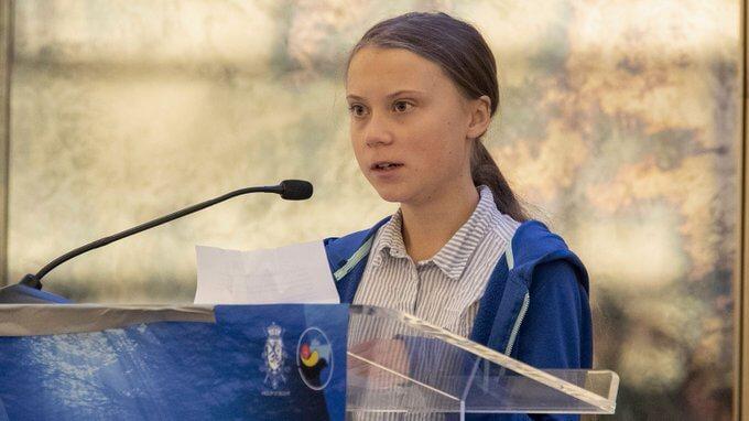 Marcin Zegadło: Dużo mówi się o 16-letniej Thunberg. Wytknęła politykom zaniedbania i bezczynność