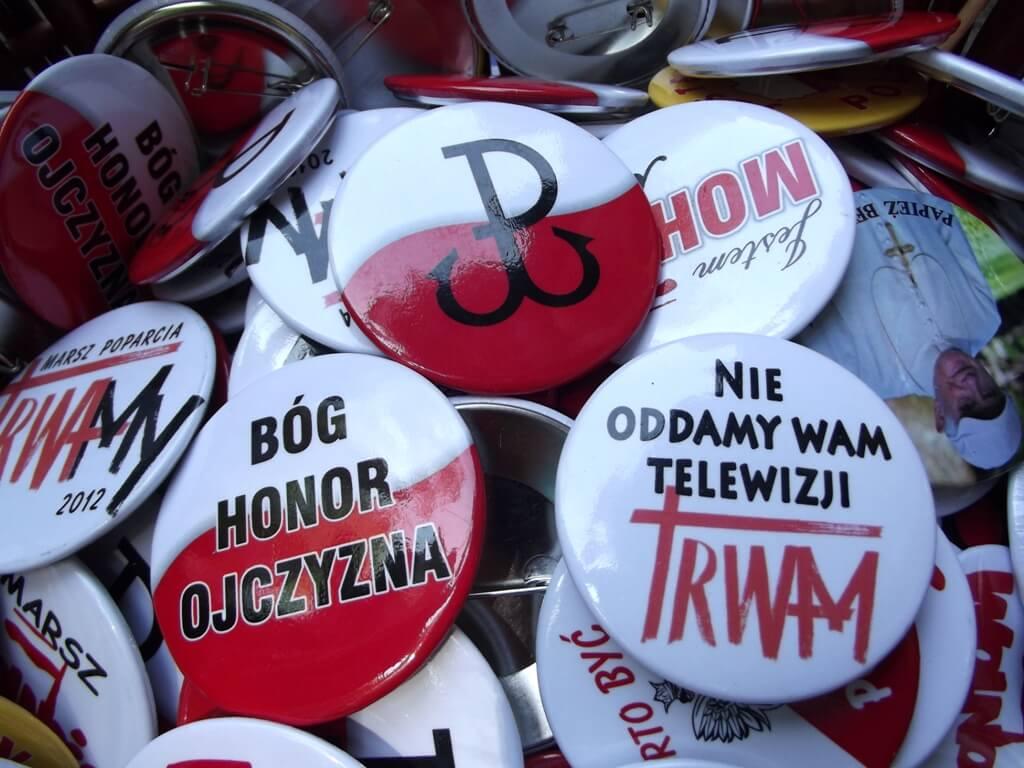 """Marcin Zegadło: Jest taki kraj, w którym """"wolność krzyżami się mierzy"""""""
