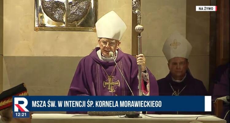 Marcin Zegadło: Kościół, posłuszny tej władzy, tej władzy służący. Oczywiście nie za darmo