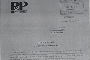 Zbigniew Stonoga do Zbigniewa Ziobro: Co z pieniędzmi ukradzionymi ze SKOK-u?