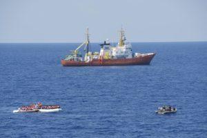 Tylko w 2019 na Morzu Śródziemnym w drodze do Europy zginęło ponad tysiąc migrantów