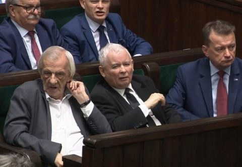 Kaczyński zapowiada walkę z LGBT z użyciem wszystkich środków, którymi dysponuje państwo