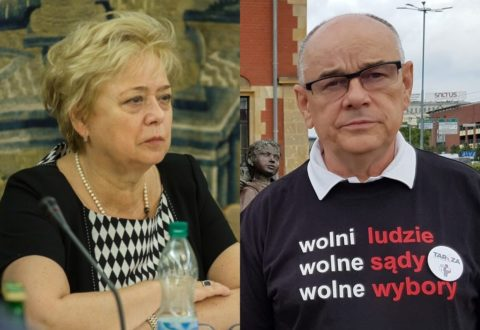 Adam Mazguła: Pani sędzio Małgorzato Gersdorf, czekam na Waszą aktywność sędziowie SN