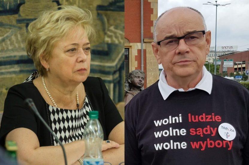 Pani sędzio Małgorzato Gersdorf, czekam na Waszą aktywność sędziowie SN
