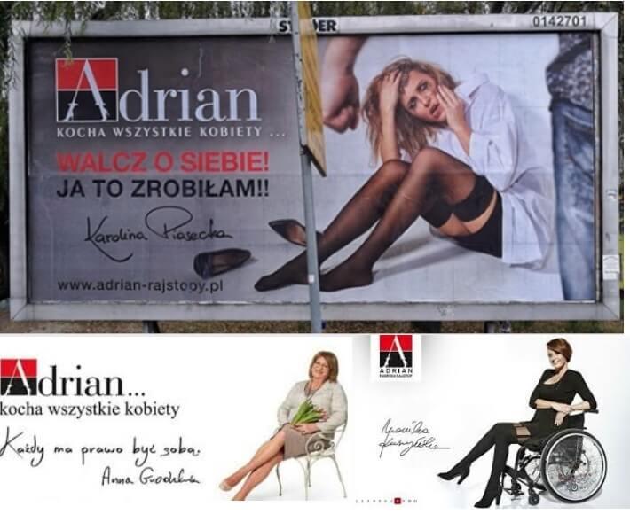Manuela Gretkowska: Adrian kocha wszystkie kobiety… pomyślałam, że chodzi o nowy sezon Ucha Prezesa