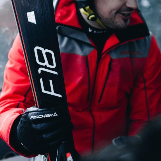 Męskie kurtki narciarskie