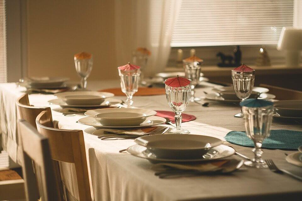 Stół - najważniejszy mebel w domu