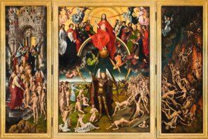 Hans Memling, Sąd Ostateczny (ok. 1470)