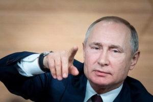 Stefan Niesiołowski:  Historia według Prezydenta Putina