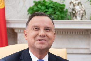 Rosyjscy komicy wkręcili Dudę. Przekonali go, że rozmawia z sekretarzem generalnym ONZ. Było o Tusku, LGBT i wyborach