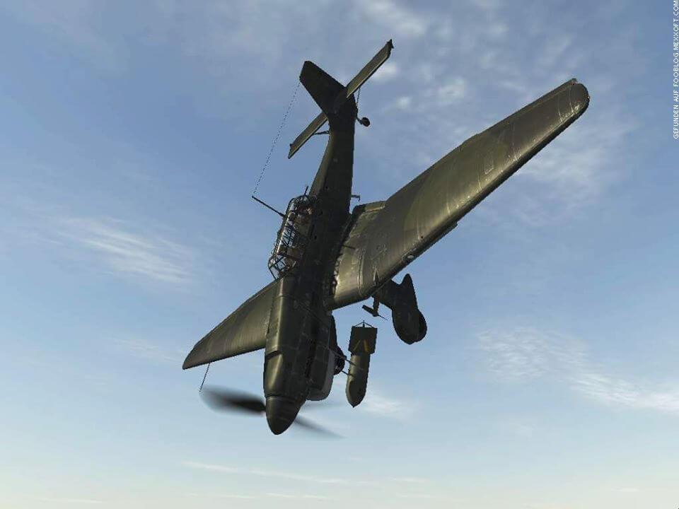 Junkers Ju 87 'Stuka'