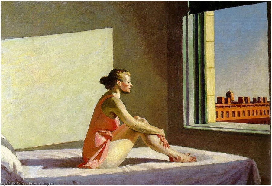Morning Sun – Edward Hopper