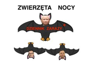 Manuela Gretkowska o Kaczynskim:  Do  kroplówki z jego mózgiem podłączony jest cały PiS