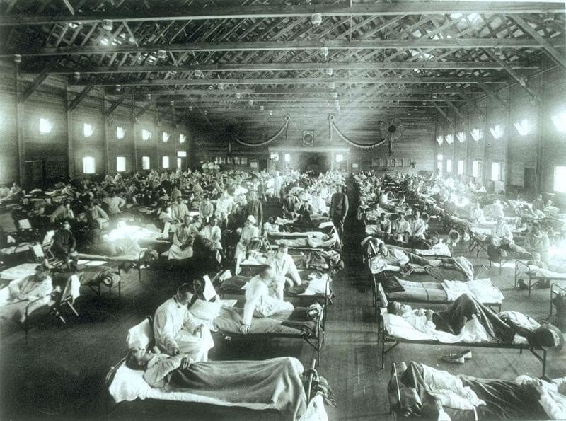 Pandemia grypy w latach 1918–1919 (hiszpanka)
