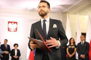 """Marcin Zegadło: Ciepłe misie z PiSu szykują nam już tę """"narodową"""" przyjemność"""