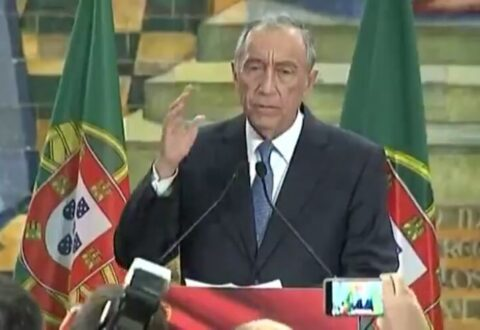 Jak portugalski prezydent daje przykład podczas pandemii koronawirusa