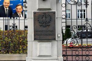 Komputer z którego administrowano setki stron, które publikowały dziesiątki tysięcy rasistowskich wpisów – znajdował się w polskim Ministerstwie Sprawiedliwości!