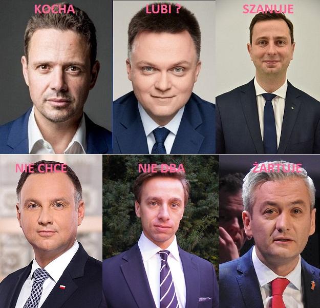 Manuela Gretkowska: Mam nadzieję, że Polska dostanie za męża, męża stanu, nie dupka