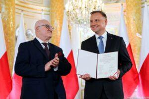 Adam Mazguła: Z szacunku do prawdy, nigdy nie nazwę Andrzeja Dudę prezydentem