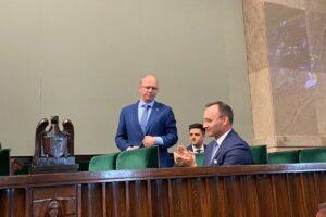 """Adam Mazguła: PiS – partia gwałtu. """"Ta władza szykuje nam piekło"""""""