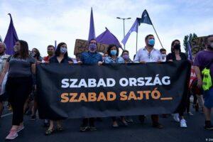 Schyłek wolnych mediów na Węgrzech