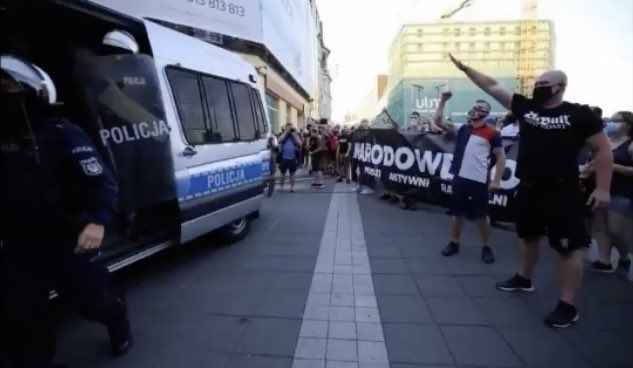 """Adam Mazguła: Faszyści w Katowicach w marszu """"stop LGBT"""""""