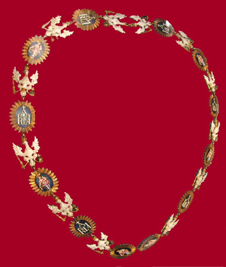Łańcuch Orderu Orła Białego, Klejnot Rzeczypospolitej