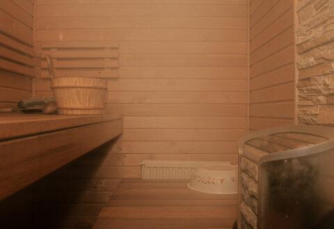 Sauna parowa – zdrowie i uroda