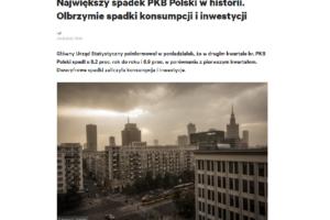 Wadim Tyszkiewicz: Co zostanie po Kaczyńskim?