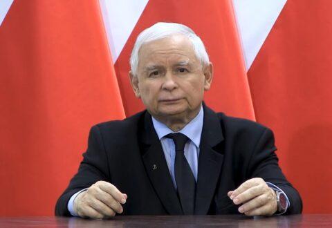Romana Giertych list do Kaczyńskiego w związku z produkcją filmu TVP na jego temat