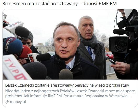 """Roman Giertych: List do Ziobry. """"Biznesmeni, którzy nie chcą współpracować z władzą są prześladowani"""""""