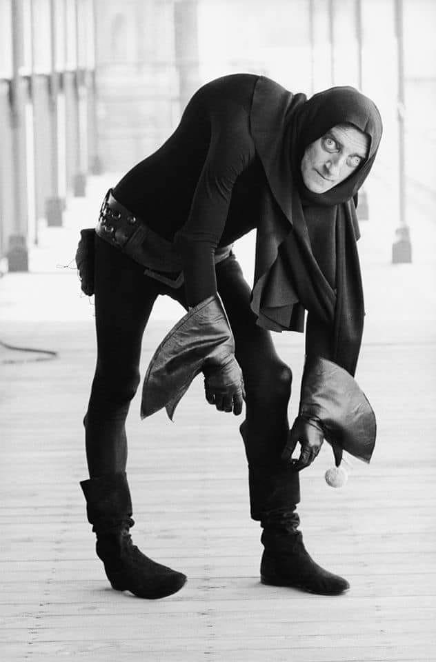 Marty Feldman as Igor from Mel Brooks Young Frankenstein
