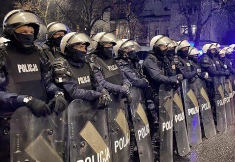 Adam Mazguła: Apel do funkcjonariuszek i funkcjonariuszy policji