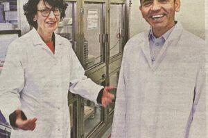 Szczepionka przeciw koronawirusowi. Za sukcesem stoi dwoje niemieckich naukowców o tureckich korzeniach