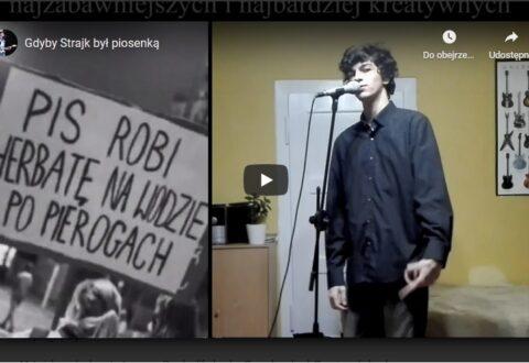Paweł Kieler: Gdyby strajk był piosenką
