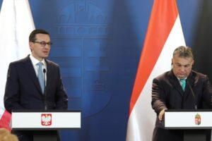 """Węgry i Polska blokują unijny budżet. Już sama retoryka Warszawy jest oburzająca. Polski rząd bredzi o """"zniewoleniu"""""""
