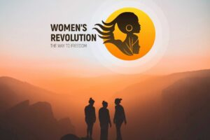 Zapraszamy na serię spotkań online. Women's revolution – Rewolucja jest kobietą!